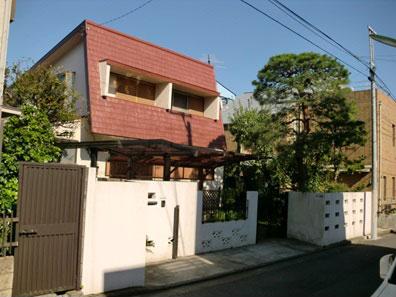 『駒沢五戸建』