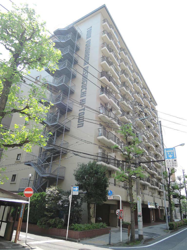 『藤和横浜西口ハイタウン』